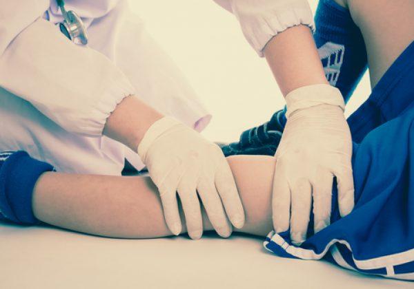 פציעות ספורט אצל ילדים