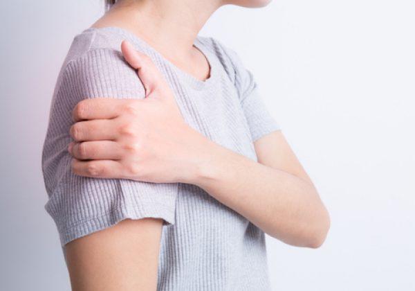 פריקה של מפרק שיא הכתף והבריח